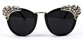 Vintage Luxury Diamonds Sunglasses girls dancing party cat eye ladies sunglasses