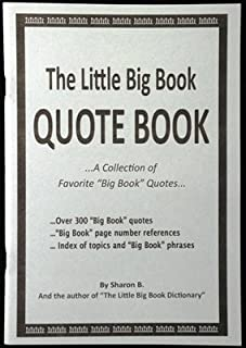 The Little Big Book Quote Book