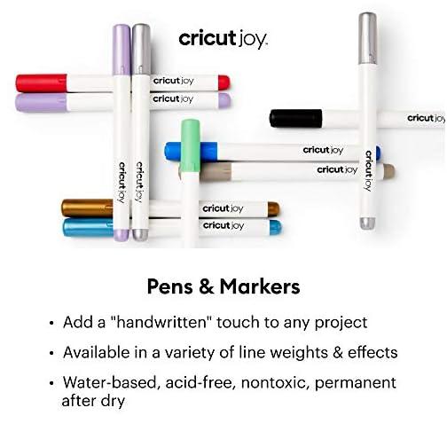 Cricut Joy Extra Fine Point Pens 0.3mm, 3 Count, Black |
