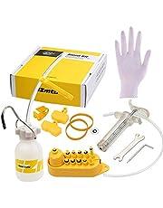 Hydraulische schijfremmen Bleed Kit Tool, remminerale olie voor fietsen, Shimano, Magura, Tektro, Sram-serie, mountainbike, remreparatiegereedschap, vrije maat