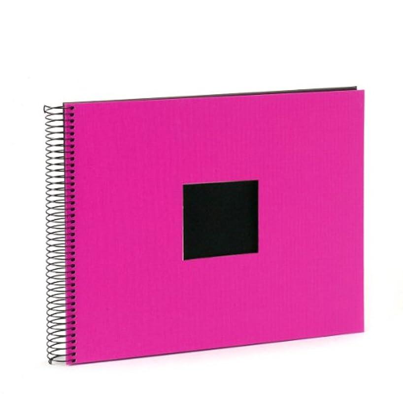 Goldbuch Bella Vista Spiral Album Linen 35 x 30 cm Pink