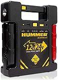Hummer HUMM23000 ARRANCADOR DE BATERÍA H24 24V 23000Ah 12V-24V 85,4Wh