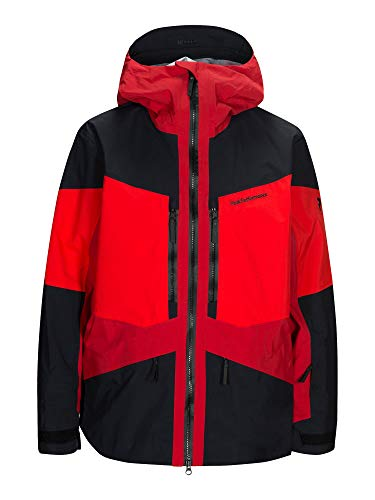 Peak Performance Herren Skijacke Gravity rot (500) M