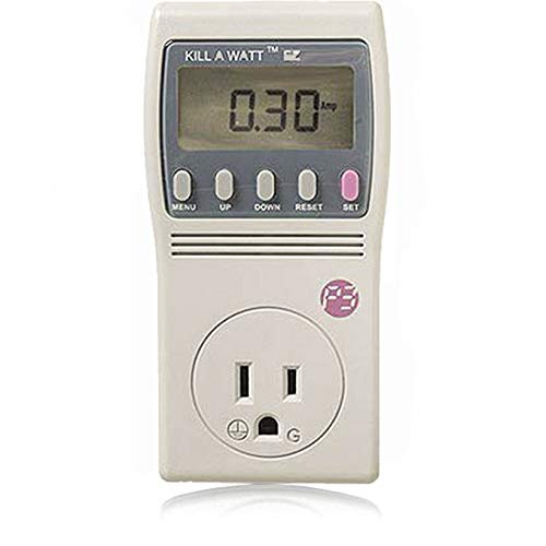 P3 P4460 Kill A Watt Electricity Usage Monitor