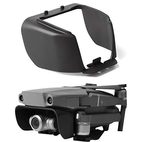 Paraluce Antiriflesso per Drone, adatto per DJI MAVIC 2 PRO + 2 ZOOM, Paraluce per Obiettivo Drone, Previene i Riflessi, Copriobiettivo Antiluce, Accessorio per Droni, Facile da Montare e Smontare