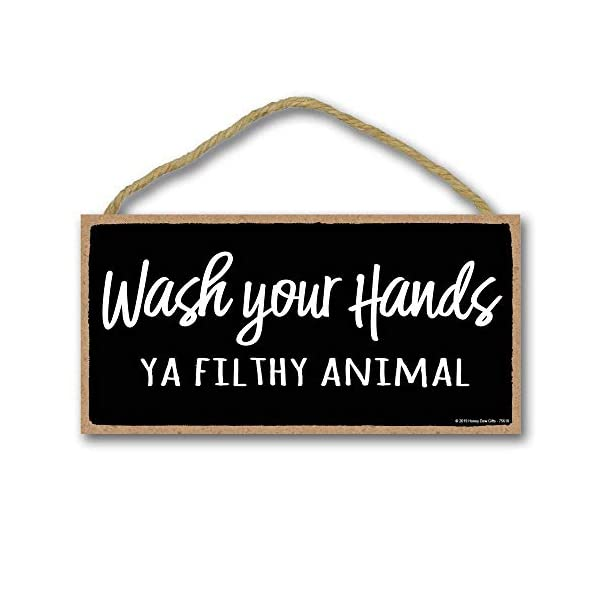 Funny Signs Decorative Wood Sign Yes I Really Do Need All These Goats 5 inch by 10 inch Hanging Honey Dew Gifts Goat Decor Wall Art