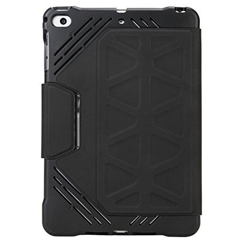 Targus 3D Protection Case for iPad mini 4,3,2,1 - Black (THZ595GL)