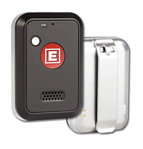 FastHelp™ Medical Alert Device No Monthly Fees - No Landline Needed - Water Resistant - Works Anywhere Nationwide with Cell Signal - As Seen On TV...