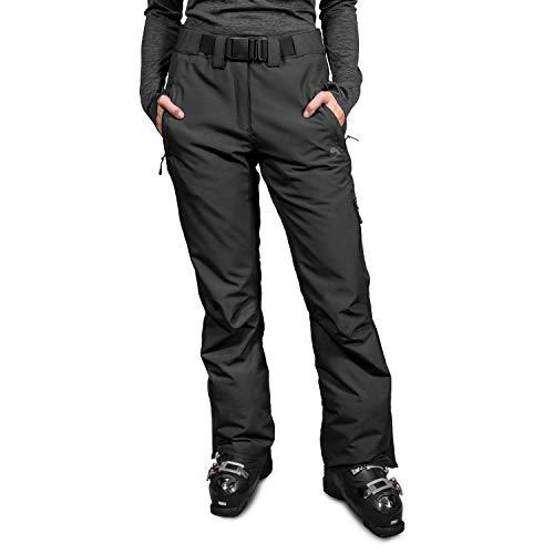 Wildhorn Kessler Womens Ski Pants - Designed in USA - Insulated Waterproof Windproof Snow Pants