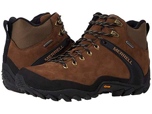 Merrell Men's Chameleon 8 Leather-primarily based fully Mid Waterproof Rock climbing Shoe thumbnail