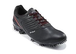 Stuburt Men's Sport Tech Golf Shoes Black, 43 EU