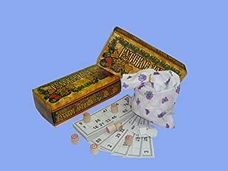 Russian Bingo Game Set, Russkoe Loto