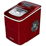Northair Countertop Ice Maker Machine Up to 26lbs/Day with LCD Display, Portable Compact Electric...
