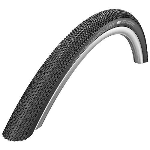 Schwalbe Fahrrad Reifen G-One Allround Evo OSC // alle Größen, Dimension:57-584 (27,5×2,25 ́) 650B, Ausführung:Schwarz, Faltreifen, tubeless Easy