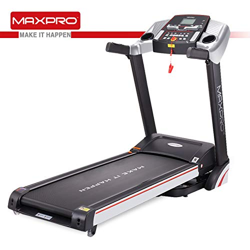 Welcare MAXPRO PTA460 2.5HP (5HP Peak) Motorized TreadmillWith Auto Incline & Auto-Lubrication