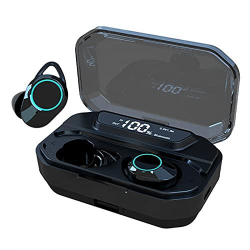 CUFOK Bluetooth Earbuds True Wireless Sport Headphones HiFi Bass Noise...