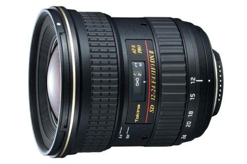 Tokina ATX 12-24mm/4 Pro DX II Objektiv für Canon