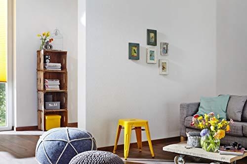 Knauf 696537 Extra Fein 11 kg 0,5 mm EASYPUTZ, Körnung, schneeweißer, mineralischer Dekorputz, hochwertig, zum einfachen Aufrollen auf Wand oder Decke im Innenbereich, atmungsaktiv - 8