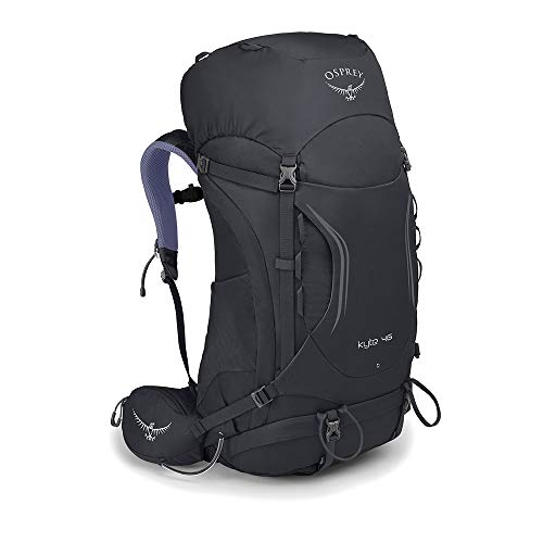 Osprey Kyte 46 Women's Hiking Pack - Siren Grey (WS/WM)