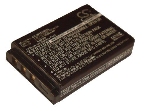AKKU LI-ION 1800mAh 3.7V passend für WACOM Intuos4 wireless, PTK-540WL, PTK-540WL-EN ersetzt 1UF102350P-WCM-03, 1UF102350P-WCM-04, ACK-40203 etc.