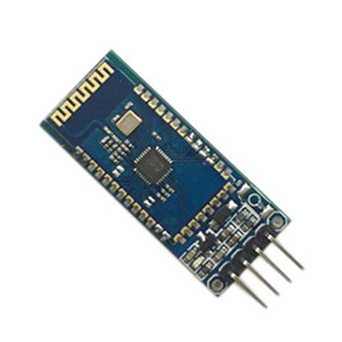 Kongnijiwa Module BT06 Bluetooth Serial Port Wi-Fi-Modul kompatibel mit HC-06