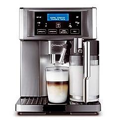 DeLonghi ESAM 6700 Kaffee-Vollautomat PrimaDonna Avant