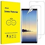 JETech Protector de Pantalla para Samsung Galaxy Note 8, Alta Definición TPU, Compatible con Funda, 2 Unidades