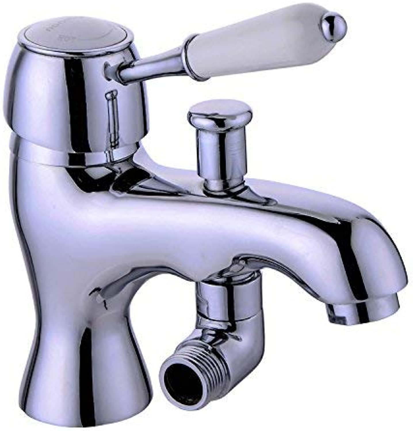 Oudan Bathroom basin faucet hot and cold water mixer faucet Elbow with hot and cold of the tap
