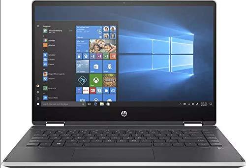 HP Pavillion Notebook Silber 14 Zoll Display Pentium Silver Porzessor 4 GB RAM 256 GB SSD Intel UHD Grafik 605