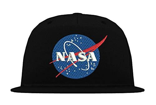 TRVPPY Kinder Junior Cap Kappe Modell NASA - Schwarz