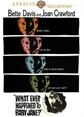 What Ever Happened to Baby Jane? [Blu-ray]