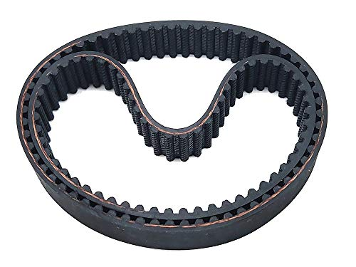 Gadgetool 2 Pack 324830-02 3M-177 Planer Drive Belt for Black & Decker 7696 Types 6-7, BD713, DeWALT KW715,KW713