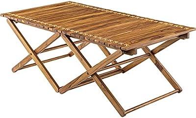 AZUMAYA フォールディングテーブル L TTF-928