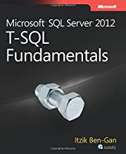 Microsoft SQL Server 2012 T-SQL Fundamentals (Developer Reference)
