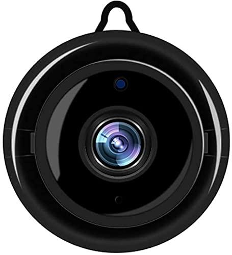Mini cámara IP inalámbrica 720 p WiFi cámara de seguridad WiFi visión nocturna infrarroja detección de movimiento vigilancia mini WiFi cámara JIADUOBAO