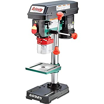 Grizzly Industrial G0925 - 8  Baby Benchtop Drill Press