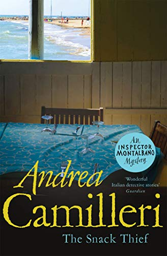 The Snack Thief (The Inspector Montalbano Mysteries Book 3) (English Edition)