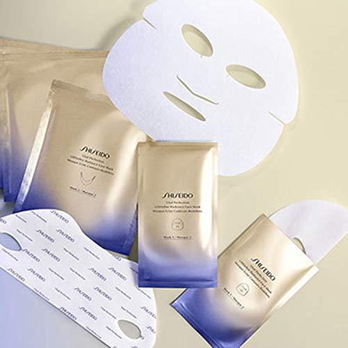 Shiseido Vital Perfection Liftdefine Radiance Face Mask 6 Pcs