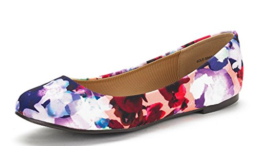Top 10 best selling list for blue floral flat shoes