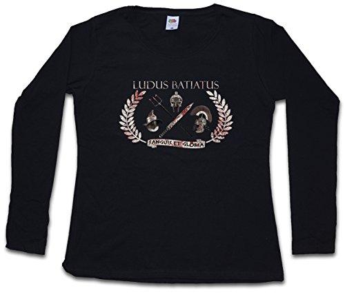 Urban Backwoods Ludus Batiatus Spartacus Women T-Shirt Mujer...