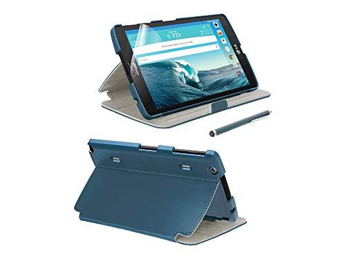 Verizon Folio Case, Screen Protector and Stylus...