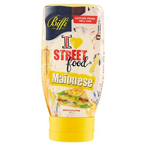 Biffi - I Love Street Food - Maionese Classica - Pacco da 6 x 247G