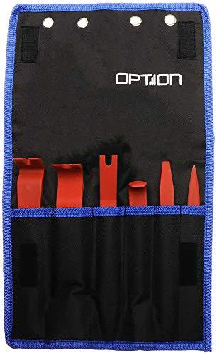 Option Entriegelungsset für Plastik-Clips, Ausbauwerkzeug