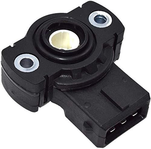 Sensor de posición del acelerador TPS Ajuste para BMW 3 5 7 8 Series E30 E36 E34 E39 E32 E38 Z3 M3 OE # 13631726591, 13631721456 (Color: Negro) Accesorios de alto rendimiento ( Color : Black )