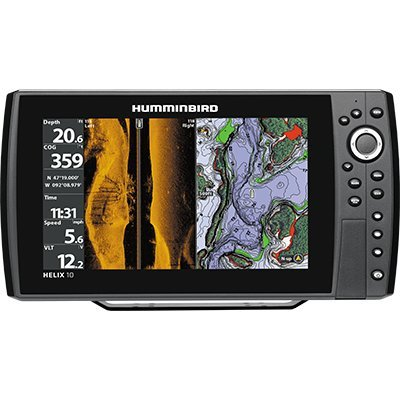 Humminbird HELIX 10 SI/GPS Combo Marine , Boating Equipment