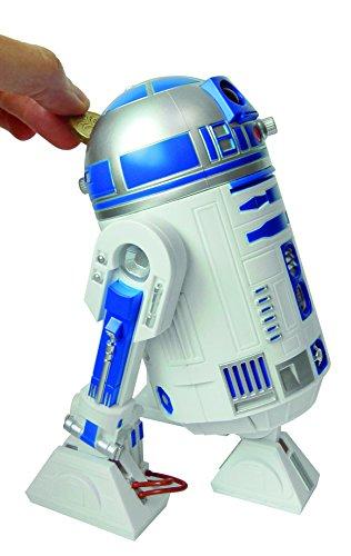 Star Wars - Hucha de R2-D2 con Sonido
