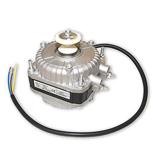 Motore fan ventilatore portabottiglie 10 W, con ancoraggio multifunzione per refrigeratore congelatore, camera frigo industriale, compatibile con le principali marche più grandi.