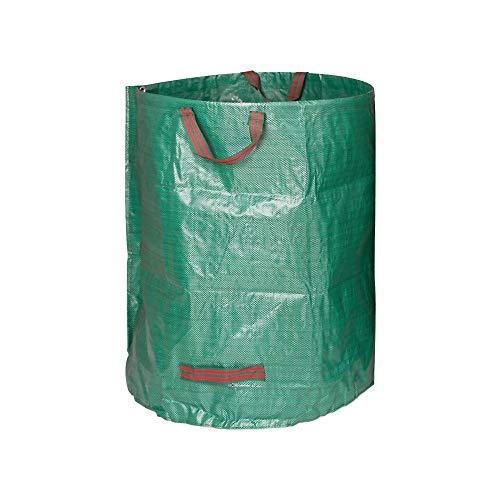 Edaygo Gartenabfallsack Laubsack Gartensack aus Polypropylen-Gewebe (PP), 272 Liter