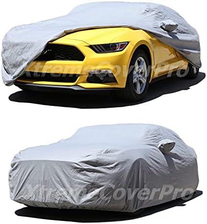 Car Cover Fits 2004 2005 2006 Gold XTREMECOVERPRO GTO service Pontiac Dedication Se