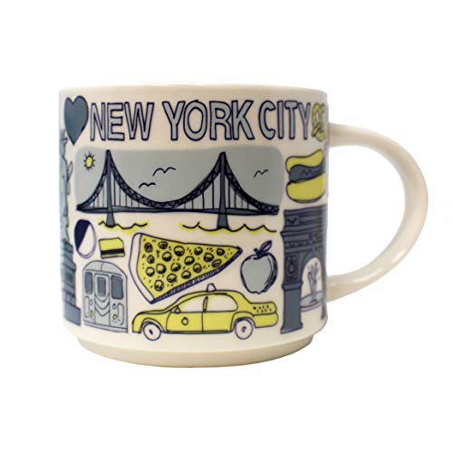 Starbucks Been There Serie New York City Becher, 400 ml